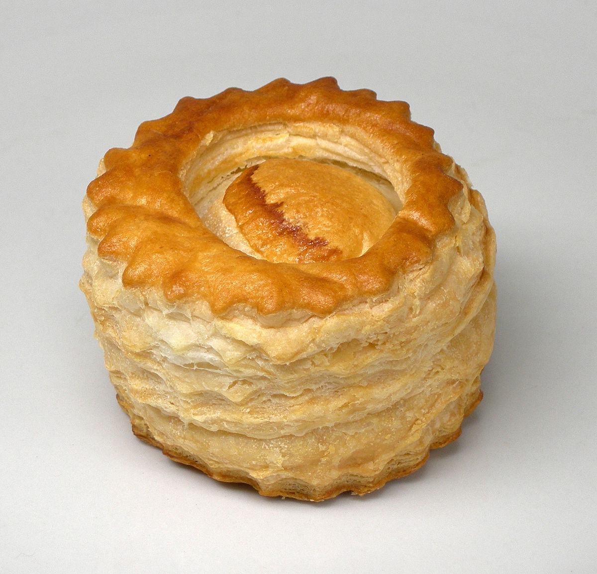 Vol au vent wikipedia wolna encyklopedia for Canape fillings