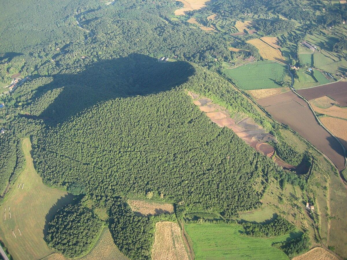 volcán de croscat