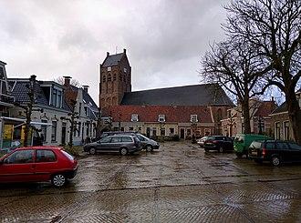 Ferwert - St Martin's church