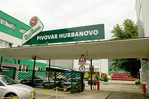 Brewery - Brewery in  Hurbanovo, Slovakia