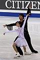 WC 2010 Kawaguchi and Smirnov SP.jpg