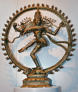 Creative destruction - Image: WLANL Michele Loves Art Tropenmuseum Shiva Nataraja (6274 1)