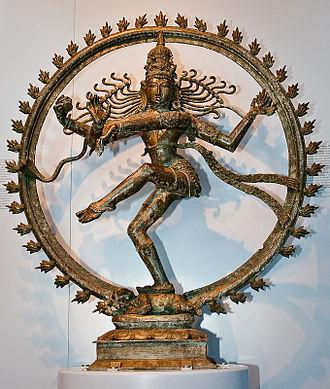 Creative destruction - Image: WLANL Michele Loves Art Tropenmuseum Shiva Nataraja (6274 1)