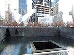 WTC reflecting pool and hub bird jeh.JPG