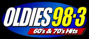 WTRY-FM - logo as Oldies 98.3, 2012-2015
