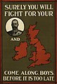 WWI recruitment poster with rebus.jpg