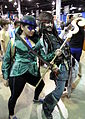 WW Chicago 2012 - Riddler & Jack Sparrow (7792012234).jpg
