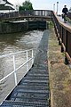 Waiting Jetty at Beeston Weir - geograph.org.uk - 1060784.jpg