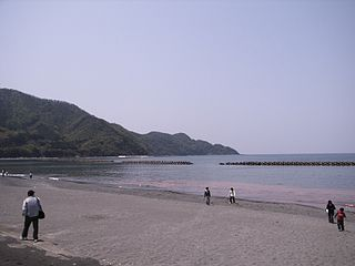 Wakasa Bay Bay of Japan area