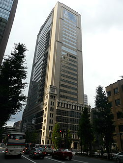 Walking from Chiyoda to Akihabara August 2014 01.JPG
