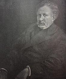 Walter Queck: Porträt Hermann Kretzschmar (1904) (Quelle: Wikimedia)