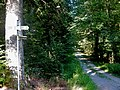 Wanderweg bei Pfalzgrafenweiler (Holderstöckleshütte 676 m. ü. NN) - panoramio.jpg