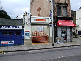 Wandsworth Road stn entrance 2012.JPG