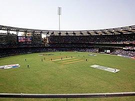 Image result for Wankhede Stadium, Mumbai