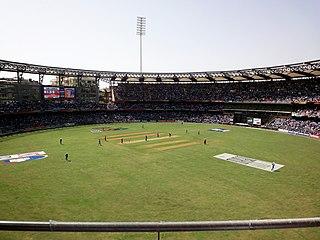 Wankhede Stadium Cricket stadium in Mumbai, India