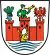 Coat of arms of Angermünde