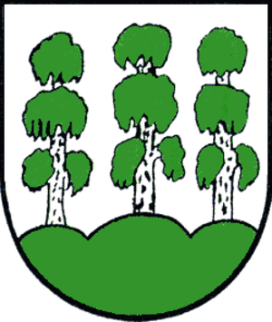 Birkenhügel - Image: Wappen Birkenhuegel