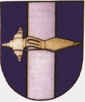 Regesbostel - Image: Wappen Gemeinde Regesbostel