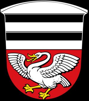 Münster, Hesse - Image: Wappen Münster (bei Dieburg)