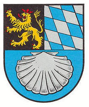 Niedermoschel - Image: Wappen niedermoschel