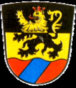 Erharting - Image: Wappen von Erharting
