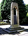 War Memorial - Holden Park - geograph.org.uk - 518892.jpg