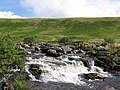 Waterfall on the river Tavy - geograph.org.uk - 1072499.jpg