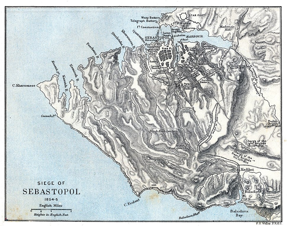 Weller Siege of Sebastopol 1854-1855