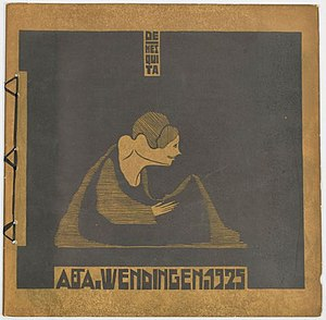 Samuel Jessurun de Mesquita - Image: Wendingen 1925Jessurunde Mesquita