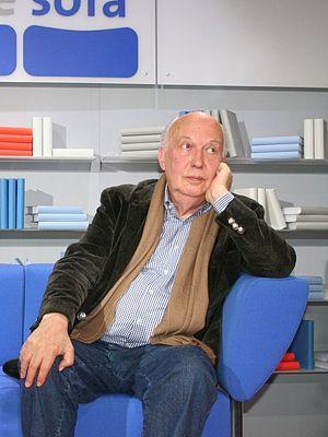 Werner Hofmann (art historian) - Werner Hofmann (2010)