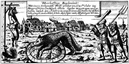 Werwolf von Neuses