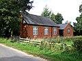 Wesleyan Methodist Chapel near Woodhall Spa - geograph.org.uk - 555893.jpg