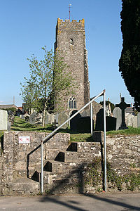 West Buckland, St Peter's church - geograph.org.uk - 409616.jpg