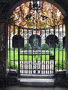 Westminster Abbey, Little Cloister