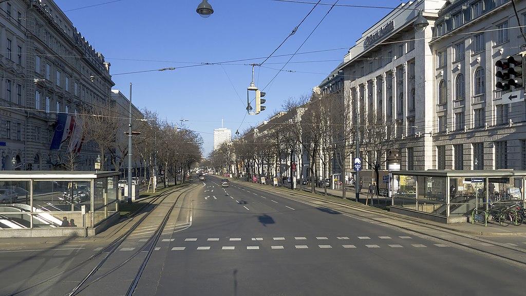 Kjøp én hastighet Wien