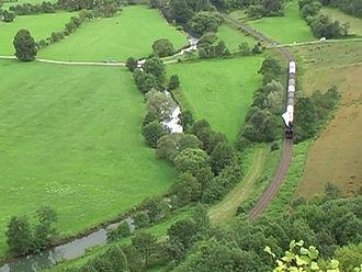 Dampfbahn Fränkische Schweiz - Museum railway in the Wiesent valley