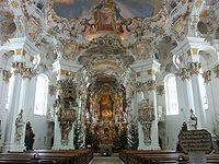 """Wallfahrtskirche """"Die Wies"""""""
