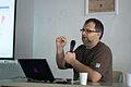 Wikimania 2009 - Alejandro Artopoulos.jpg