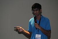 Wikimania 2015 - Joe Sutherland 30.jpg