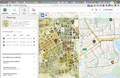 Wikimaps Warper control point interface mockup.png