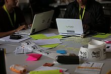 Wikimedia Conference Working Session April 19.jpg