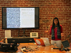 Wikimedia Foundation 2013 Tech Day 1 - Photo 27.jpg