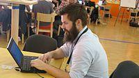 Wikimedia Hackathon 2017 IMG 4258 (34593923882).jpg