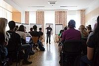 Wikimedia Hackathon Vienna 2017-05-19 Mentoring Program Introduction 005.jpg