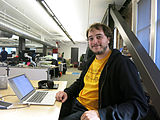 Wikimedia Multimedia Team - January 2014 - Photo 10.jpg