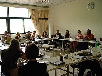 Advisory board - Wikimedia advisory board meeting, Taipei, 2007