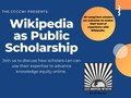 Wikipedia as Public Scholarship Workshop - May 2021.pdf