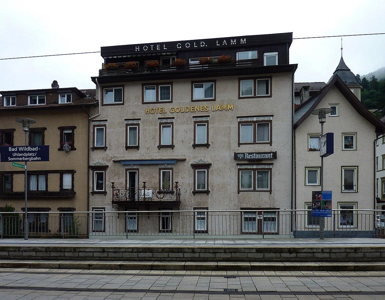 Www Hotel Lamm Baiersbronn