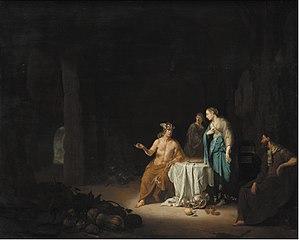 Mercury and Proserpina