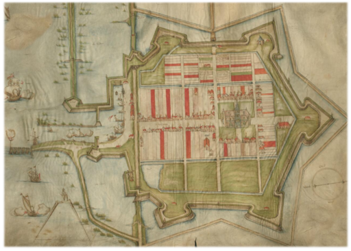 Willemstad NL 1586